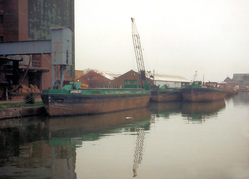 Healings' Barges