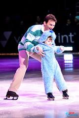 Todd Eldredge (with son Ayrton)