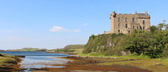 Dunvegan Castle (yorkiemimi) Tags: building castle water coast scotland dunvegan