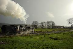 WHR 39495 (kgvuk) Tags: trains locomotive railways 87 steamtrain steamlocomotive beddgelert 138 garratt welshhighlandrailway narrowgaugerailway whr beyergarratt ngg16 pontcroesor 262262t
