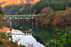 日本只見線鐵道 ただみせん, Japan