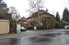 V 8 - Du willst der Beste sein -- Drehort Hanau, Bachstrasse (bd4yg) Tags: hanau filmlocation bachstrasse drehort gluckstrasse drehorte v8duwillstderbestesein