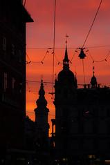 151205_SunRiseGraz_010 (Rainer Spath) Tags: sunrise austria österreich graz rathaus sonnenaufgang steiermark styria hauptplatz herrengasse morgendämmerung stadtpfarrkirche hiwosomoshots
