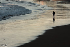 ((mig)) Tags: beach canon walk gijn playa caminar sanlorenzo xixn
