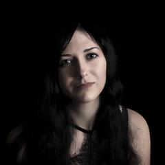 Pretty Rita (Ferdinand Bart Alst - Pixel Your Soul Photography) Tags: portrait beauty female dark fineart rita pale lowkey hungarian