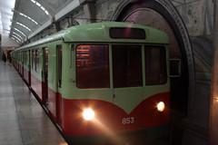 Metro, Pyongyang (vaganto) Tags: dprk pyongyang northkorea korea coreadelnorte