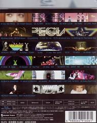 BEST FICTION TOUR 2008-2009 (BLU-RAY SCAN) (2) (Namie Amuro Live ) Tags: tour namie amuro dvdcover  bluraycover tourcover bestfictiontour20082009