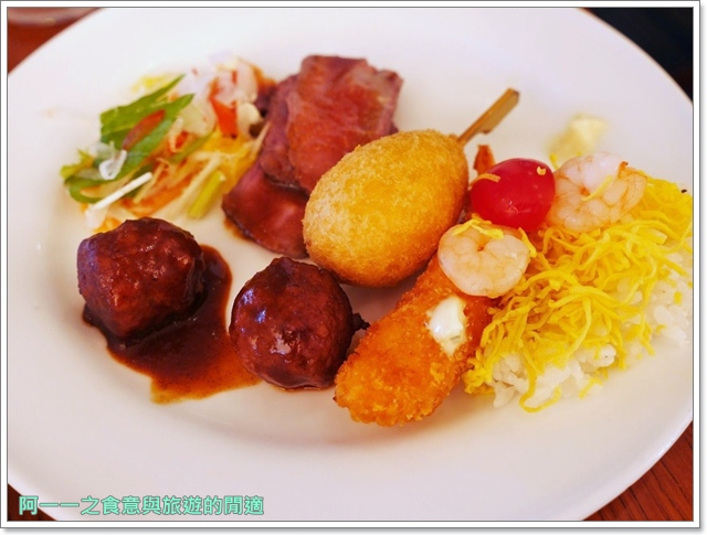 沖繩美食.吃到飽.buffet.名護浦.喜瀨海灘皇宮飯店image001