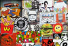 stickercombo (wojofoto) Tags: stickers stickerart stickercombo sticker wojo streetart amsterdam nederland holland netherland wojofoto wolfgangjosten vyalone isoe nol bunnybrigade