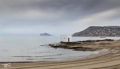 Tormenta en el paraiso (R'Lay) Tags: tormenta agua playa arena caseta lluvia calpe