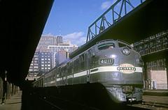 NYC E7 4011 (Chuck Zeiler) Tags: nyc e7 4011 railroad emd locomotive chicago train chz