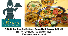 Lovely Food and Quick Service Indian Restaurants in Pinner Road (Saras Restaurant) Tags: indian restaurants pinner road bars north harrow restaurant indo chinese near saras bar