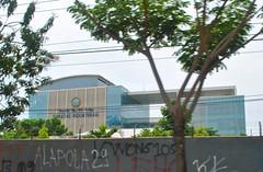Fakultas Kedokteran Univ Hang Tuah (BxHxTxCx (using album)) Tags: surabaya building gedung architecture arsitektur universitas university