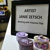 Janie Zetsch, Polymer Clay Art (lifeartdesigns) Tags: polymerclay boxes vessels handmade ooak oneofakind