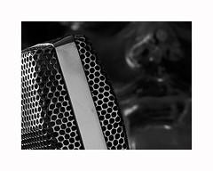13- microphone (Roberto Gramignoli) Tags: blackandwite bw musica music jazz voice microphone microfono voce primopiano