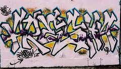 graffiti amsterdam (wojofoto) Tags: amsterdam graffiti streetart nederland netherland holland wojofoto wolfgangjosten ndsm presha