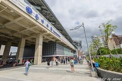 (sT0n3_shih) Tags: d610 nikon 1635mm taichung taiwan   city  architecture  taiwanrailway railway