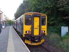 150232 Penryn (Marky7890) Tags: gwr 150232 class150 sprinter 2f86 penryn railway station cornwall train