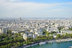 Paris Eiffel Tower 12.9.2016 3804 (orangevolvobusdriver4u) Tags: fluss river seine 2016 archiv2016 france frankreich paris eiffel turm eiffelturm tower eiffeltower tour toureiffel