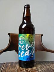 Seven Seas IPA (knightbefore_99) Tags: bottle drink booze beer cerveza pivo tasty ipa india pale ale craft offrail bc eastvan vancouver adanac