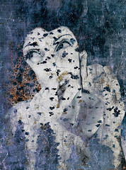 blistered woman13_2 (tonywoodphoto) Tags: photoshop textures composite brushtool