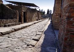 Cardo III, Herculaneum - Scavi di Ercolano, Italie (Anne O.) Tags: scavidiercolano herculaneum unescoweltkulturerbe
