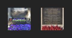 Nazi Graves in Vienna blaue Stiefmtterchen am Grab der Opernsngerin Maria Cebotari  eine der bestbezahlten Filmstars der NS-Filmindustrie / Grab Obersturmbannfhrer Otto Skorzeny: Runen und Blutrot. Beerdigung 1975: viele Arme zum Hitlergru erhoben (hedbavny) Tags: friedhof cemetery dbling dblingerfriedhof friedhofdbling nazis ottoskorzeny skorzeny obersturmbannfhrer neonazi cebotari diessl hedwigcattarius kindermdchen selbstmord donau danube wasserleiche gustavdiessl mariacebotari mariadiesslcebotari theater theatre film movie schauspieler actor snger sngerin oper opera opernsngerin grau grauwert graustufe blau blue red rot blutrot blut weis white schwarz black green grn gold graveyard grabstein blume flower blossom blte blhen verblhen grabschmuck blumenschmuck wien vienna austria sterreich hedbavny ingridhedbavny rune germanen esoterik letter schrift inschrift himmel sky familiengrab