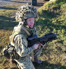 pte gary melrose bathgate (6 SCOTS Reserve) Tags: royal regiment scotland british army infantry galashiels edinburgh dumfries training weapons grenades soldiers reserve