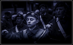 MARCHING TO THE CENOTAPH (IAN GARDNER PHOTOGRAPHY) Tags: 121nuneatonsquadronatc raf cadets marching parade dedication heartfelt proud pompandcircumstance