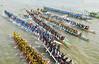 Boat racing! (ashik mahmud 1847) Tags: bangladesh d5100 nikkor river people ngc
