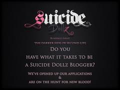 Suicide Dollz Blogger Search! (Selene Starflare) Tags: blogger bloggers fashionblogger search suicidedollz dark style high quality