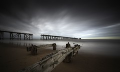 Steetley Pier, Hartlepool (Mike Fellows) Tags: steetley pier hartlepool pentax k3 sigma 1020 coastal north east nd 10 stop long exposure