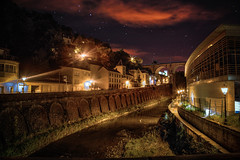 Luxembourg City, Luxembourg (MegaloPhotography) Tags: luxembourg luxembourgcity stars night nightphotography nightshot europe city skyline 5dm3 canon teamcanon 24105mm