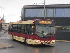 East Yorkshire 348 YX56FHR Hull Interchange on 44 (1280x960) (dearingbuspix) Tags: eastyorkshire eyms 348 yx56fhr