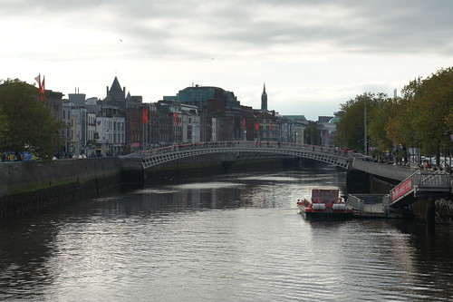 Dublin, Ireland, October 2016