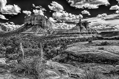 Old Western (prose729) Tags: sedona arizona southwest bellrock courthousebutte