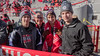 The Boys at the Huskers game (Codydownhill) Tags: football game huskers big red sports portrait trophy brother dad