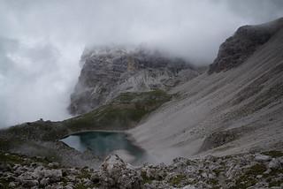 Lago dei Piani . 2015