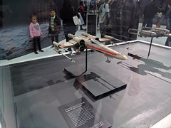 x-wing (Bolt of Blue) Tags: laautoshow downtown losangeles starwars rogueone xwing