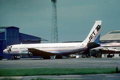 N651TF Boeing 707-351B(F) Jet 24 (pslg05896) Tags: n651tf boeing707 jet24 ltn eggw luton