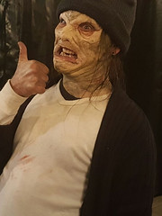 FKM.ZOMBIEWALK.2016_005 (FKM Festival de Cinema Fantstico da Corua) Tags: zombiewalk fkm2016 pabloperona mayeffects juanilloesteban formx