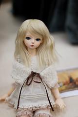 St.Petersburg dollpa 'Fairytales 2' (karmadekarmade) Tags: hinata bjd doll dollpa bluefairy tinyfairy denis