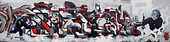 Stack (HBA_JIJO) Tags: streetart urban graffiti ivry ivrysurseine art france artist wall mur painting peinture stack imf imfkrew writer paris94 spray police lettrage lettring lettres letters bombing