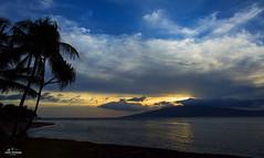 Lanai Sunset (DMac Photography) Tags: uncruise hawaii molokai maui lahaina kona