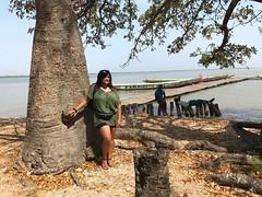 Kunta Kinteh Island, The Gambia (Nina_Ali) Tags: ninaali gambia jamesisland worldwidewandering islands westafrica kuntakintehisland