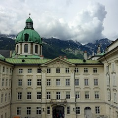 Hofburg Innsbruck (Weekend Wayfarers) Tags: travel travelphotography travelblog travelblogs travelblogging traveling travellings travelings travels travelbloggers travelblogger travelling travelers travelphotographers travelphotographer travellers weekendwayfarers wanderlust adventure explore exploring europe austria austrian tyrol innsbruck innvalley inn wipp wippvalley alps alpine thealps outside outdoors view views cityscape cityscapes city cities architecture palace palaces castle castles royal royalty maximiliani emperormaximilian emperormaximiliani holyromanemperor habsburg houseofhabsburg hofburginnsbruck hofburg baroque tirol