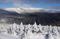 a view from mount jackson, new hampshire (jtr27) Tags: dsc03627e jtr27 sony alpha nex6 nex emount mirrorless sigma 1770mm f2845 dcmacro mount jackson newhampshire white mountain presidential range presis newengland snow winter wmnf laea2 adapter amount