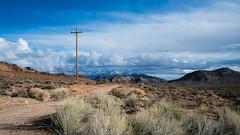 Moody Desert Skies