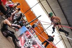 446A3948 (Black Terry Jr) Tags: japan solar blood mask wrestling astro terry silueta lucha libre sangre aero pagano mascaras roh caifan