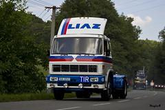 Liaz (CZ) (magicv8m) Tags: truck transport trans lkw tir 2015 sraz zlin zlot